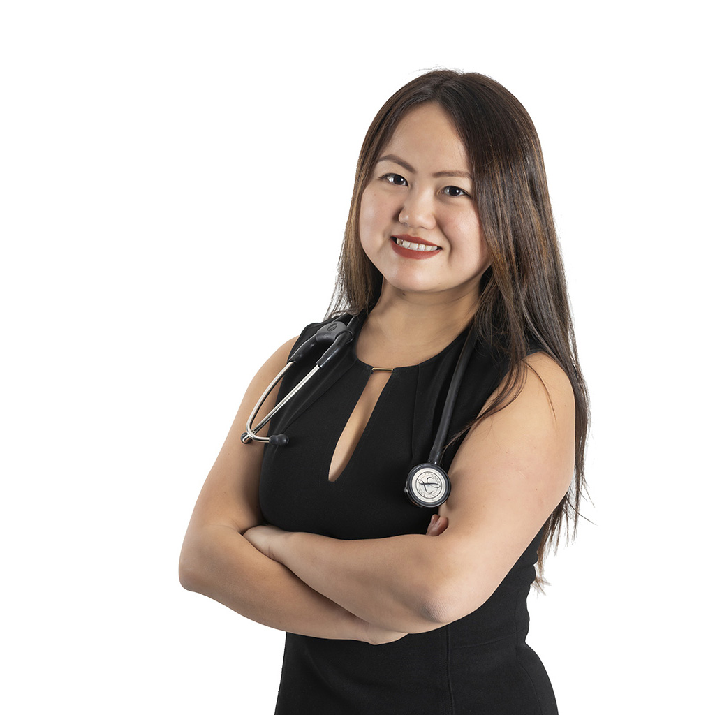 Dr. Amber Chen
